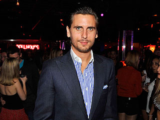 Scott Disick Parties with the Pussycat Dolls | Scott Disick