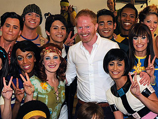 Jesse Tyler Ferguson Takes His Boyfriend on a &#39;LOVE&#39;-Filled Vegas Trip | Jesse Tyler Ferguson