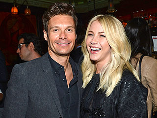 Ryan Seacrest & Julianne Hough Rock O