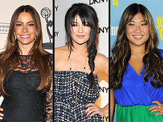 Glee Stars, Sofia Vergara & More Hit the Club in Hollywood | Jenna Ushkowitz, Jessica Szohr, Sofia Vergara