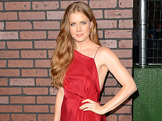 Amy Adams and Fiancé Celebrate in L.A. | Amy Adams