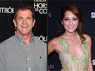 Mel Gibson & Rumored Girlfriend Have 'Very Happy' Night Out in Hollywood | Mel Gibson