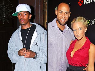 Nick Cannon: My Twins Are a 'Handful' | Hank Baskett, Kendra Wilkinson, Nick Cannon