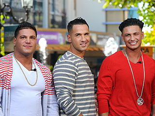 Pauly D, The Situation & Ronnie's T-Shirt Time in West Hollywood | Mike Sorrentino