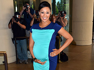 Tamera Mowry-Housley Satisfies Her Sweet Tooth in Beverly Hills | Tamera Mowry