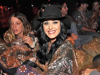 Katy Perry's Haunted Hayride in L.A. | Katy Perry