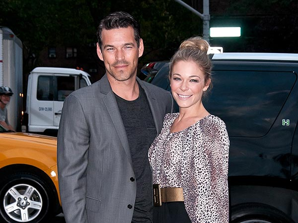 LeAnn Rimes and Eddie Cibrian's 'Great' Family Date