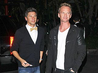 Neil Patrick Harris & David Burtka's 'Adorable' Appearance at Madonna Concert | David Burtka, Neil Patrick Harris