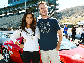 Armie Hammer Has a Prince Charming Moment in Sonoma | Armie Hammer, Padma Lakshmi