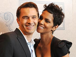 Halle Berry & Olivier Martinez's 'Spectacular' Night Out | Halle Berry, Olivier Martinez