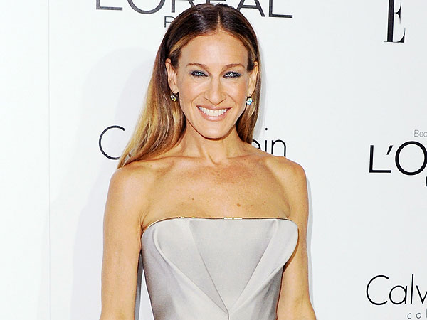Sarah Jessica Parker Shops for Her Twins in Cincinnati