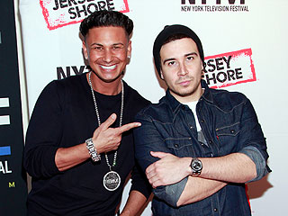 Pauly D & Vinny's Late Night Snack in N.Y.C.