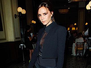 Victoria Beckham Gets Dressed in the Dark in Beverly Hills | Victoria Beckham