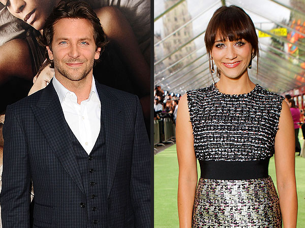 Bradley Cooper & Rashida Jones's Fun Friday Night in West Hollywood
