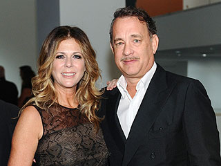 Tom Hanks & Rita Wilson Give a Standing Ovation in L.A. | Rita Wilson, Tom Hanks