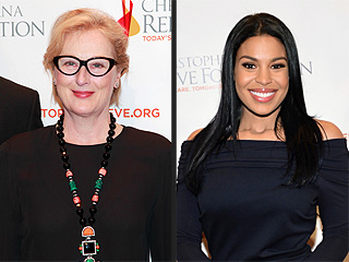What Had Meryl Streep Rocking Out? | Jordin Sparks, Meryl Streep