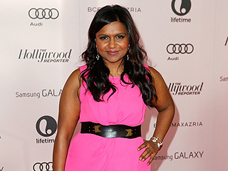 Mindy Kaling Admits Loving Praise (and Wearing Spanx) at Bev