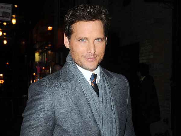 Peter Facinelli Sneaks Into Twilight Screening