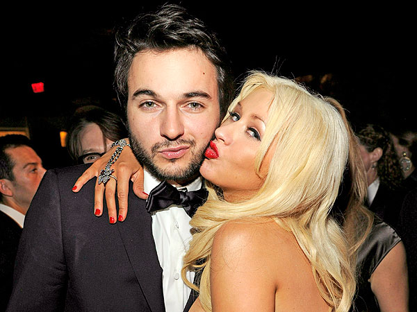 Christina Aguilera & Matthew Rutler &#39;Quite in Love&#39; in L.A.
