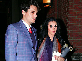Katy Perry and John Mayer Get 'Super Affectionate' at Birthday Dinner | John Mayer, Katy Perry