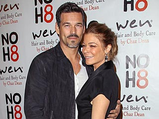 LeAnn Rimes and Eddie Cibrian Take Sin City by Storm | Eddie Cibrian, LeAnn Rimes