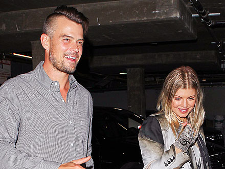 Josh & Fergie Enjoy Romantic Date Night (and Cocktails) in L.A.