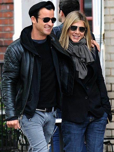 A PERFECT MATCH photo | Jennifer Aniston, Justin Theroux