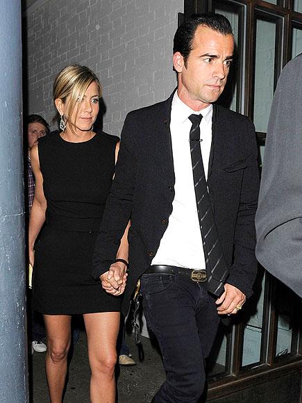 LONDON LOVERS photo | Jennifer Aniston, Justin Theroux