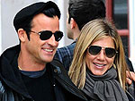 Jen & Justin&#39;s Whirlwind Romance | Jennifer Aniston, Justin Theroux