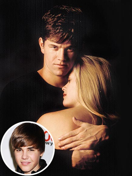 photo | Justin Bieber, Mark Wahlberg, Reese Witherspoon