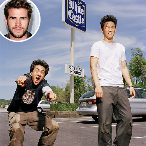 photo | John Cho, Kal Penn, Liam Hemsworth