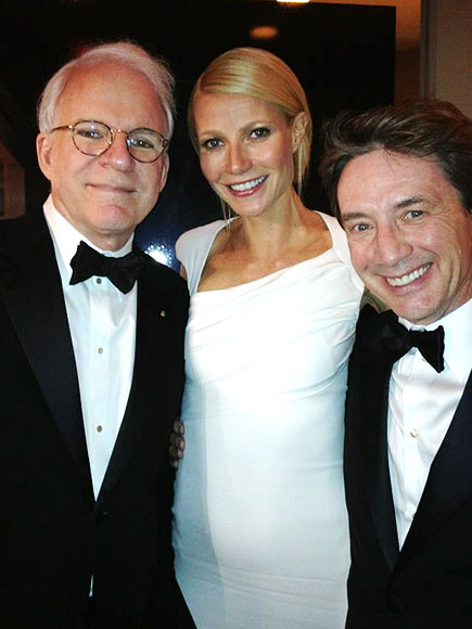 photo | Gwyneth Paltrow, Martin Short, Steve Martin