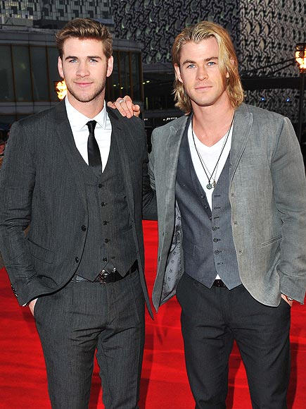  photo | Chris Hemsworth, Liam Hemsworth