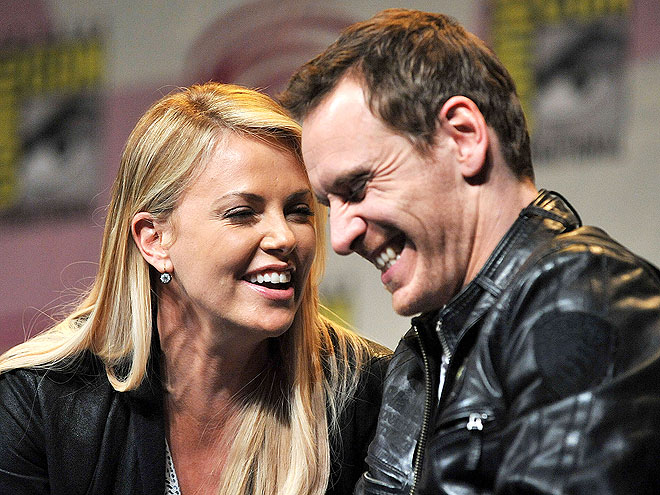 photo | Charlize Theron, Michael Fassbender