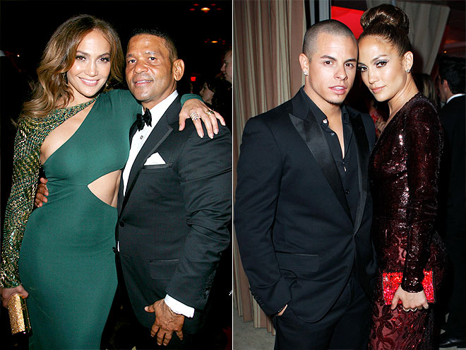 photo | Casper Smart, Jennifer Lopez