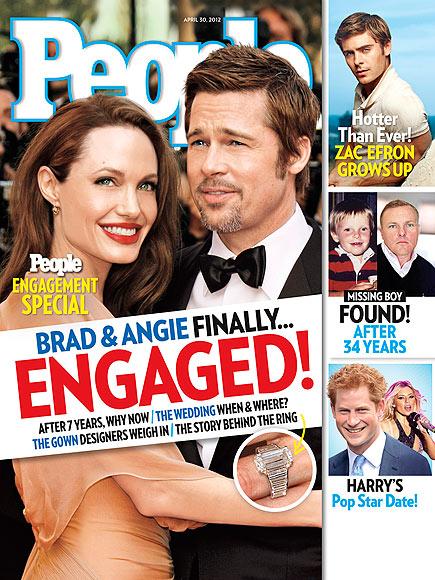 photo | Angelina Jolie, Brad Pitt