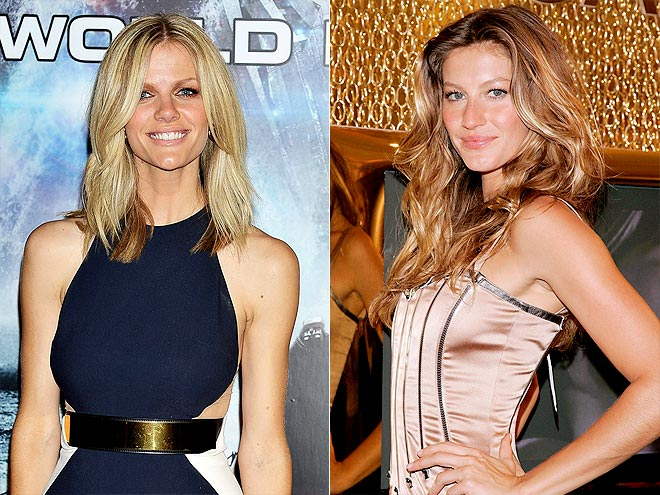  photo | Brooklyn Decker, Gisele Bundchen