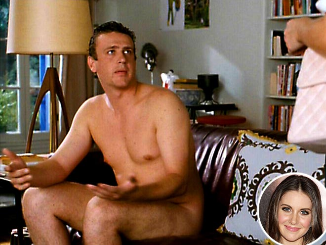 photo | Alison Brie, Jason Segel
