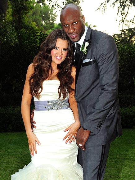 photo | Khloe Kardashian, Lamar Odom