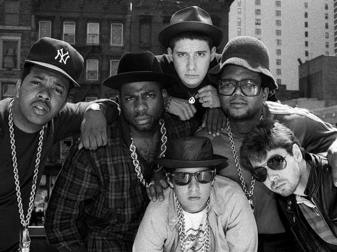photo | Beastie Boys, Run-DMC, DMC, Rev Run