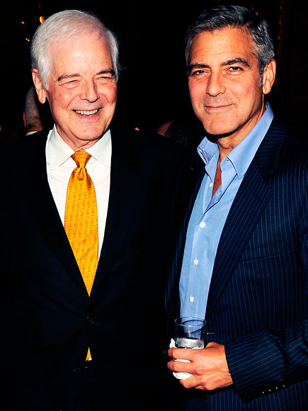 photo | George Clooney, NickClooney