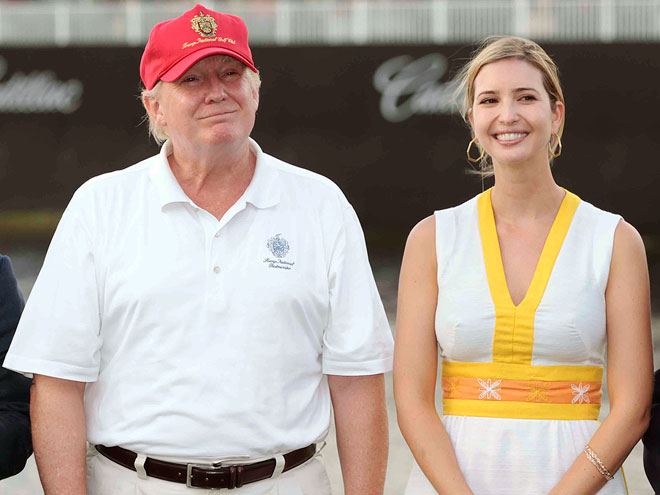 photo | Donald Trump, Ivanka Trump