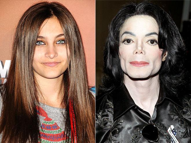 photo | Michael Jackson, Paris Jackson