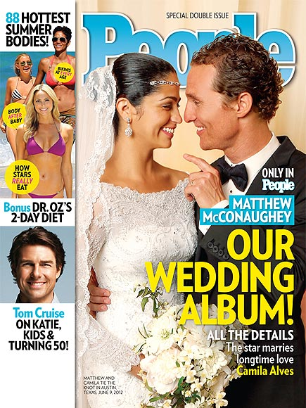 photo | Camila Alves, Matthew McConaughey