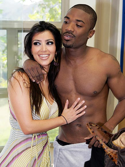 photo | Kim Kardashian, Ray J