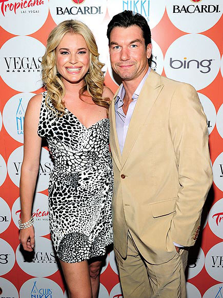 photo | Jerry O'Connell, Rebecca Romijn