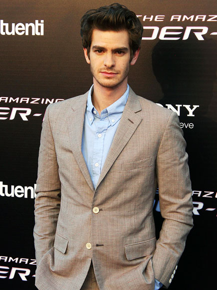photo | Andrew Garfield