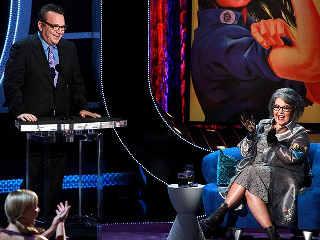photo | Roseanne Barr, Tom Arnold