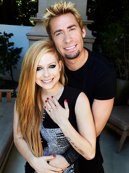 photo | Avril Lavigne, Chad Kroeger