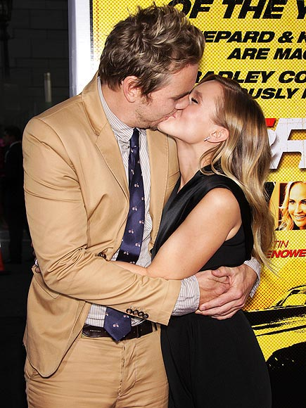  photo | Dax Shepard, Kristen Bell